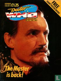 Doctor Who Magazine 148