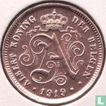 België 2 centiemes 1919 (NLD)