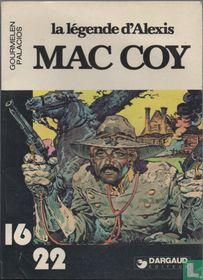 La légende d'Alexis Mac Coy