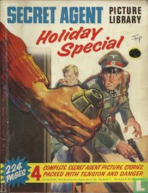 Secret Agent Picture Library Holiday Special