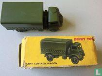 Bedford QL Army Covered Wagon