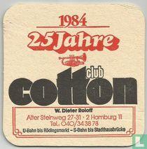 25 Jahre cotton club