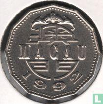 Macau 5 patacas 1992