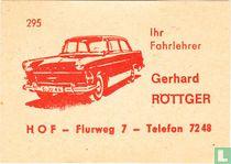 Gerhard Röttger