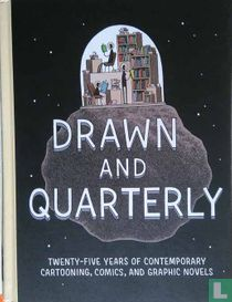 Twenty-Five years of Contemperary Cartooning, comics and graphic novels