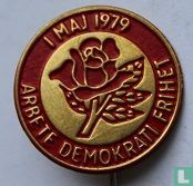 1 Maj 1979 Arbete Demokrati Frihet