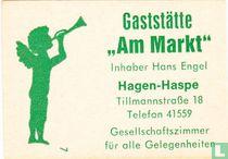 """Am Markt"" - Hans Engel"