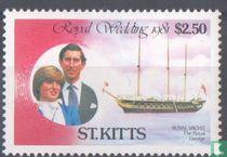 Huwelijk Prins Charles en Diana