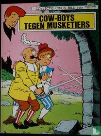 Cow-Boys tegen musketiers