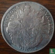 Beieren 1 thaler 1770