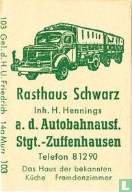 Rasthaus Schwarz - H. Hennings