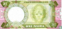 Nigeria 1 Naira ND (1984-)
