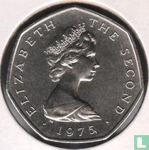 Man 50 new pence 1975 (koper-nikkel)