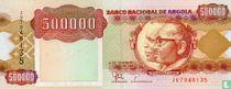 Angola 500.000 Kwanzas 1991