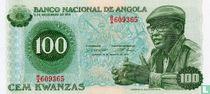 Angola 100 Kwanzas 1979