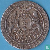 Danzig 1 thaler 1685
