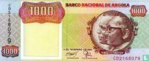 Angola 1.000 Kwanzas 1991