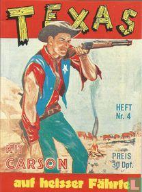 Kit Carson auf heisser Fährte