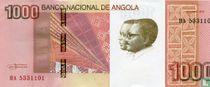 Angola 1.000 Kwanzas 2012
