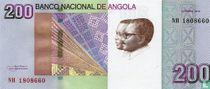 Angola 200 Kwanzas 2012