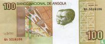 Angola 100 Kwanzas 2012