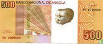 Angola 500 Kwanzas 2012