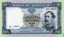 Portugal 50 escudos 1960