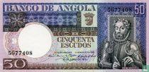 Angola 50 Escudos 1973