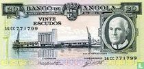 Angola 20 Escudos 1962