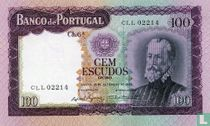 Portugal 100 escudos 1961