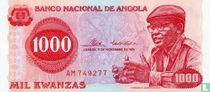 Angola 1.000 Kwanzas 1976