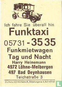 Funktaxi - Harry Heinemann