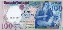 Portugal 100 Escudos 1980