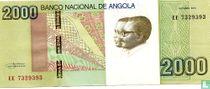 Angola 2.000 Kwanzas 2012
