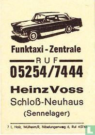 Funktaxi-Zentrale - Heinz Voss
