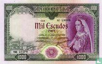 Portugal 1000 escudos 1956