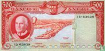 Angola 500 Escudos 1962