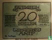 Anif 20 Heller 1920