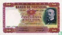 Portugal 50 escudos 1947