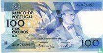 Portugal 100 escudos 1986