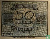Anif 50 Heller 1920