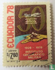 50 Jahre militärisches geografisches Institut
