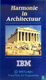Harmonie in architectuur