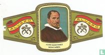 Juan Martinez Montañés