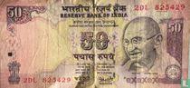 India 50 Rupees 2006 (E)