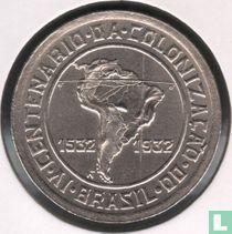 "Brasilien 400 Réis 1932 ""400th Anniversary of Colonization"""