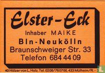 Elster-Eck - Maike