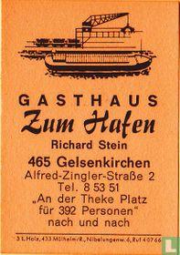 Zum Hafen - Richard Stein
