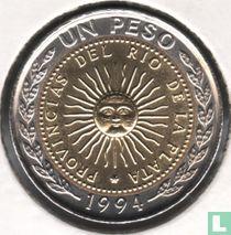 Argentina 1 peso 1994
