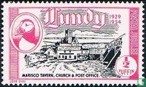 Lundy Island Bouwwerken